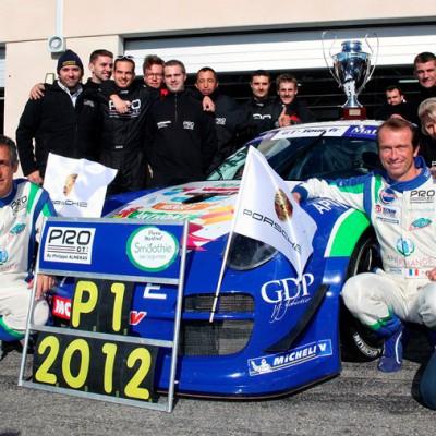 GT Tour 2012