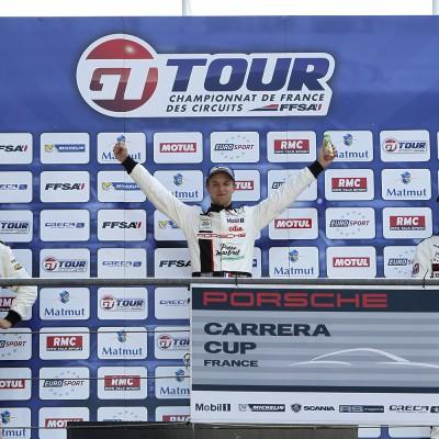 Carrera Cup – Le Mans 2014