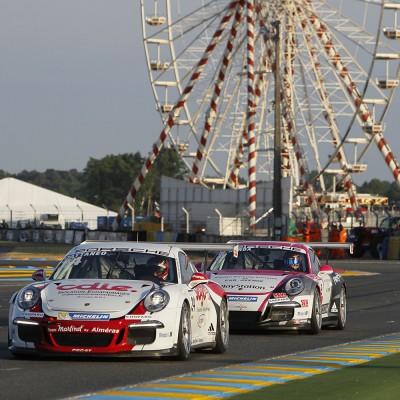 Carrera Cup – Le Mans