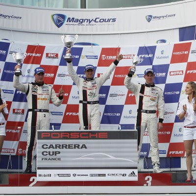 Carrera Cup – Magny cours