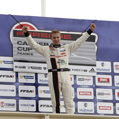Carrera Cup – Paul Ricard 2014
