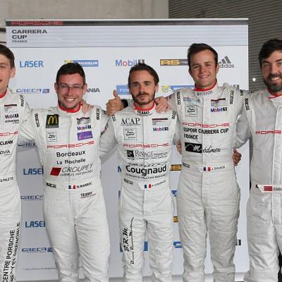 Carrera Cup – Le Mans 2015