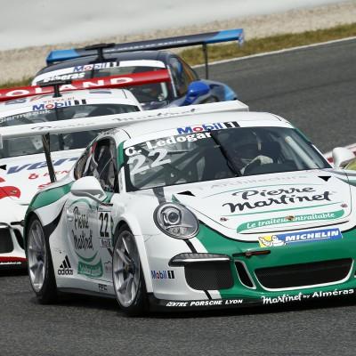 Porsche Supercup : Barcelone 2015
