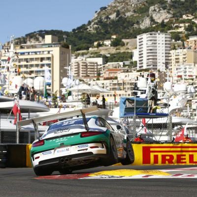 Porsche Supercup : Monaco 2015