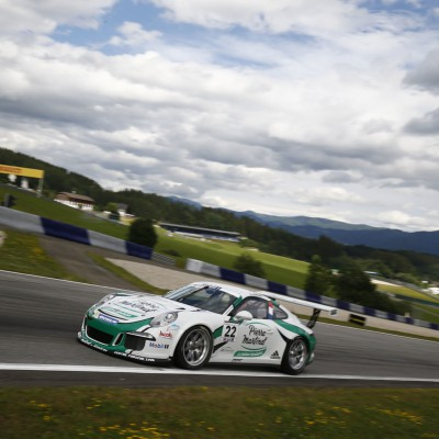 Porsche Supercup : Red Bull Ring 2015