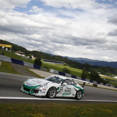 Porsche Supercup : Red Bull Ring 2015