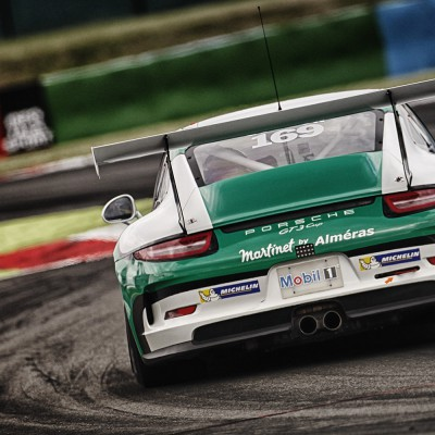 Carrera Cup – Magny Cours 2015