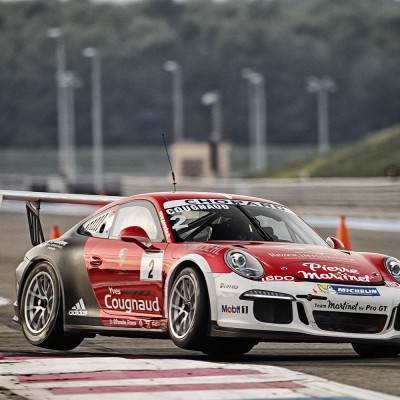 Carrera Cup – Paul Ricard 2015