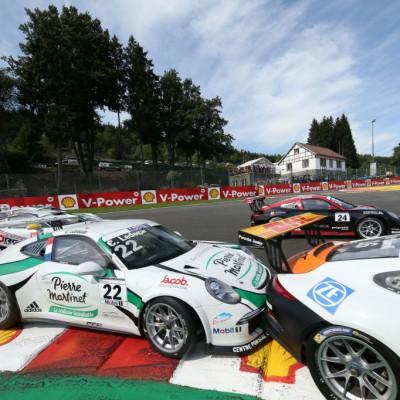 Porsche Supercup – Spa 2015