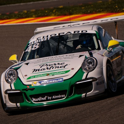Carrera Cup – Spa 2016