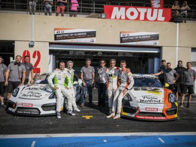 FFSA GT : Un podium au Castellet pour terminer en beauté