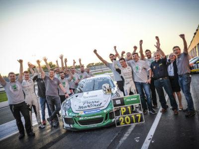 Carrera Cup : Le sacre pour Andlauer et Martinet by Alméras au Paul Ricard !