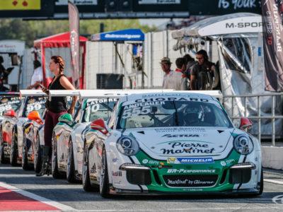 Carrera Cup 2018 : En route pour un grand chelem inédit !