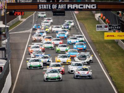 Carrera Cup – Zandvoort : Les champions en titre sont en orbite !