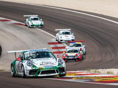 Carrera Cup – Dijon : Des podiums et des leaderships avant la trêve !