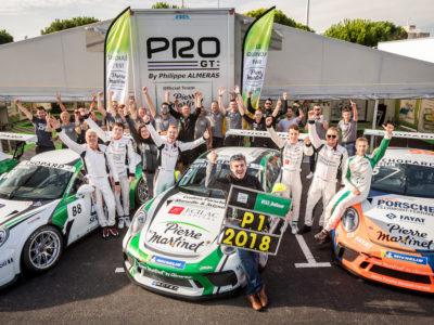 Carrera Cup : Le plein de titres pour conclure cette saison anniversaire