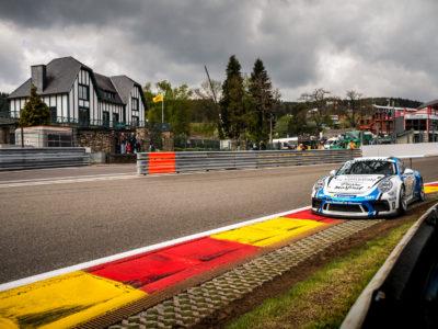 Carrera Cup : Entre pluie et flocons… deux nouvelles victoires à Spa !