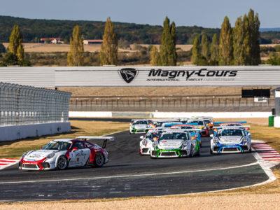 Carrera Cup : Une rentrée ensoleillée à Magny-Cours !
