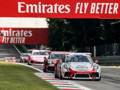 Supercup : Un week-end presque parfait à Monza