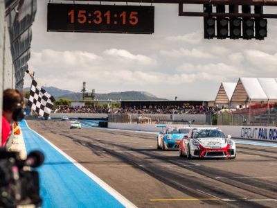 Carrera Cup : Ayhancan Güven complète la moisson de titres au Paul Ricard !