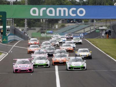 Supercup – Hungaroring : Tous les pilotes se replacent