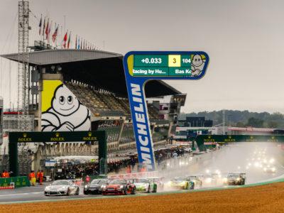 Carrera Cup : Martinet by Alméras prend le pouvoir au Mans