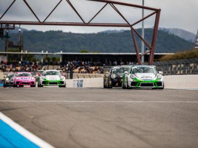 Carrera Cup : La lutte fait rage à mi-saison au Castellet !