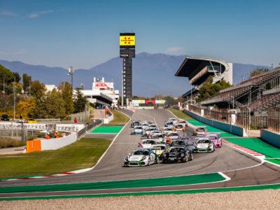 Carrera Cup : Un titre supplémentaire pour Martinet by Alméras