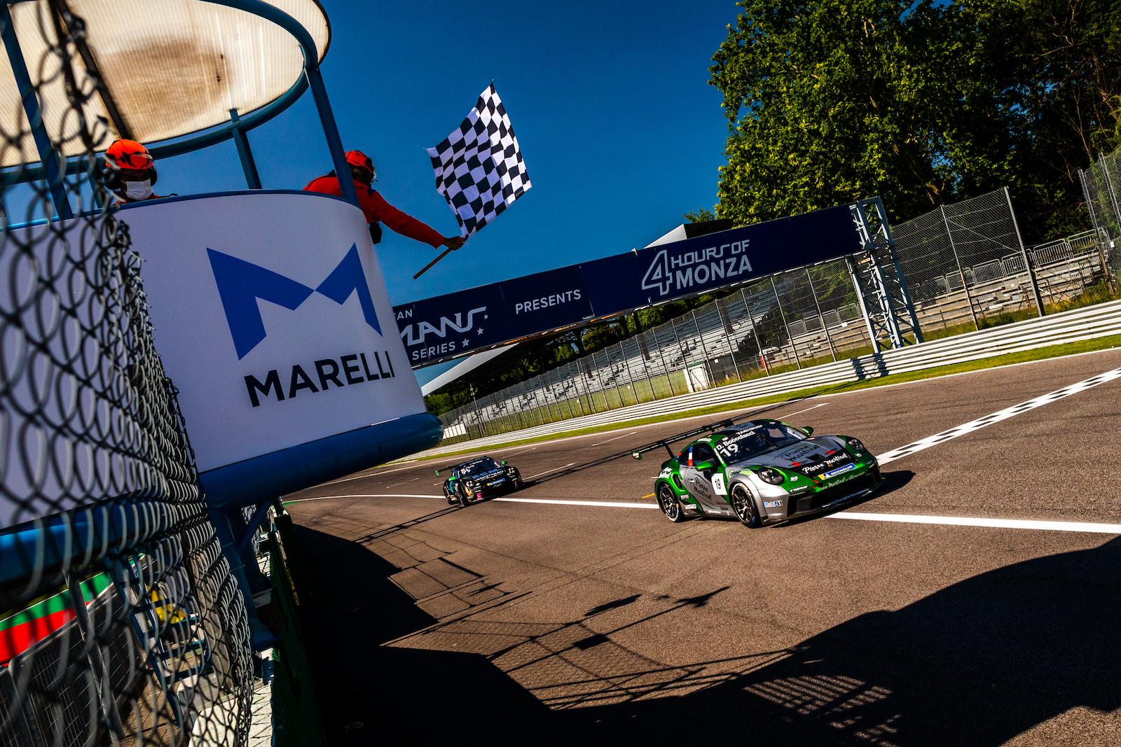 Carrera Cup – Monza : Des victoires pour partir en vacances sereins